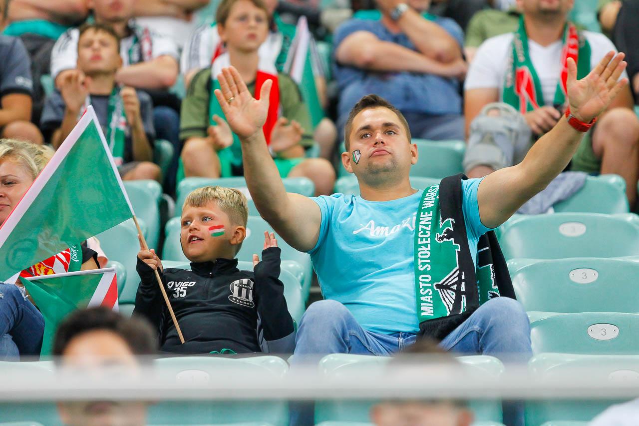 Legia Warszawa 0-0 Atromitos Ateny - fot. Piotr Galas (zdjęcie 50 z 74)