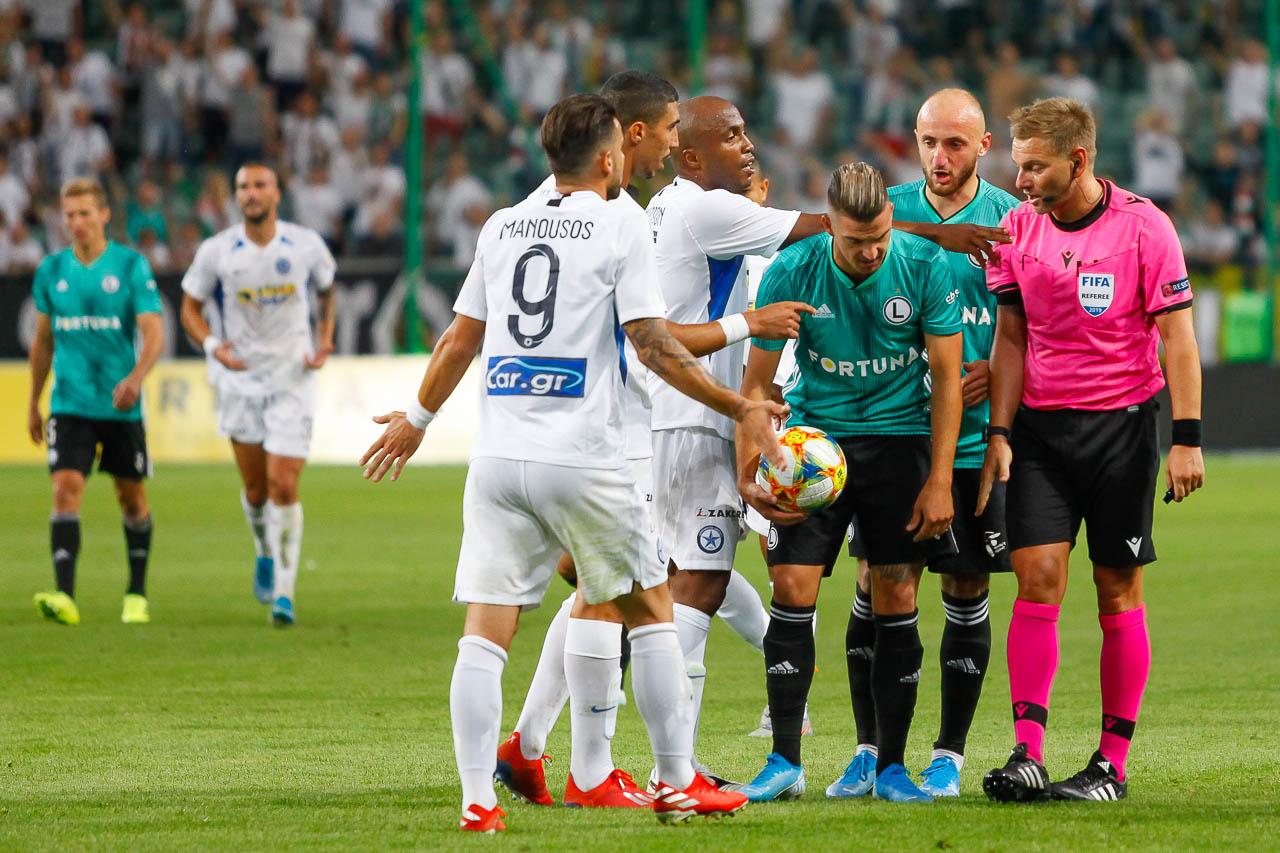 Legia Warszawa 0-0 Atromitos Ateny - fot. Piotr Galas (zdjęcie 52 z 74)