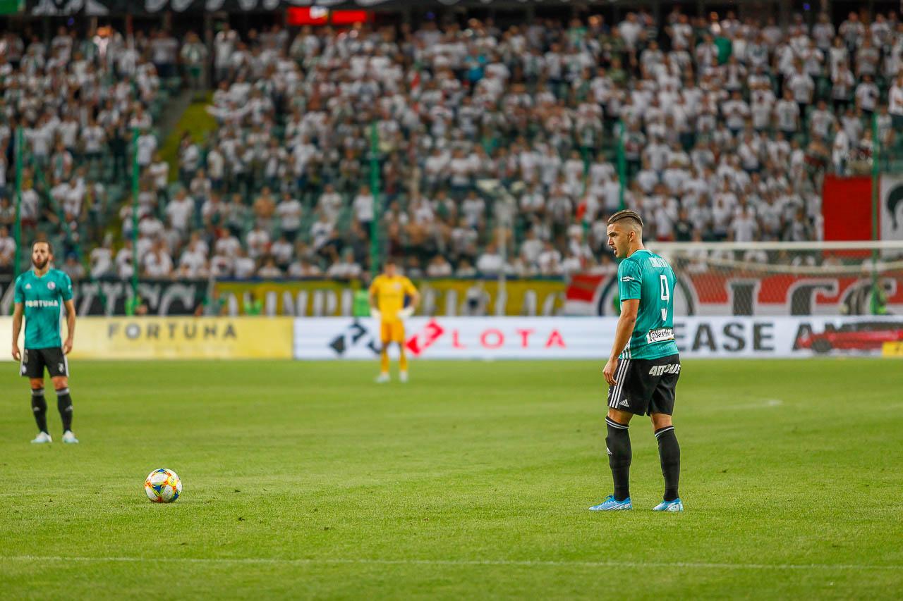 Legia Warszawa 0-0 Atromitos Ateny - fot. Piotr Galas (zdjęcie 53 z 74)