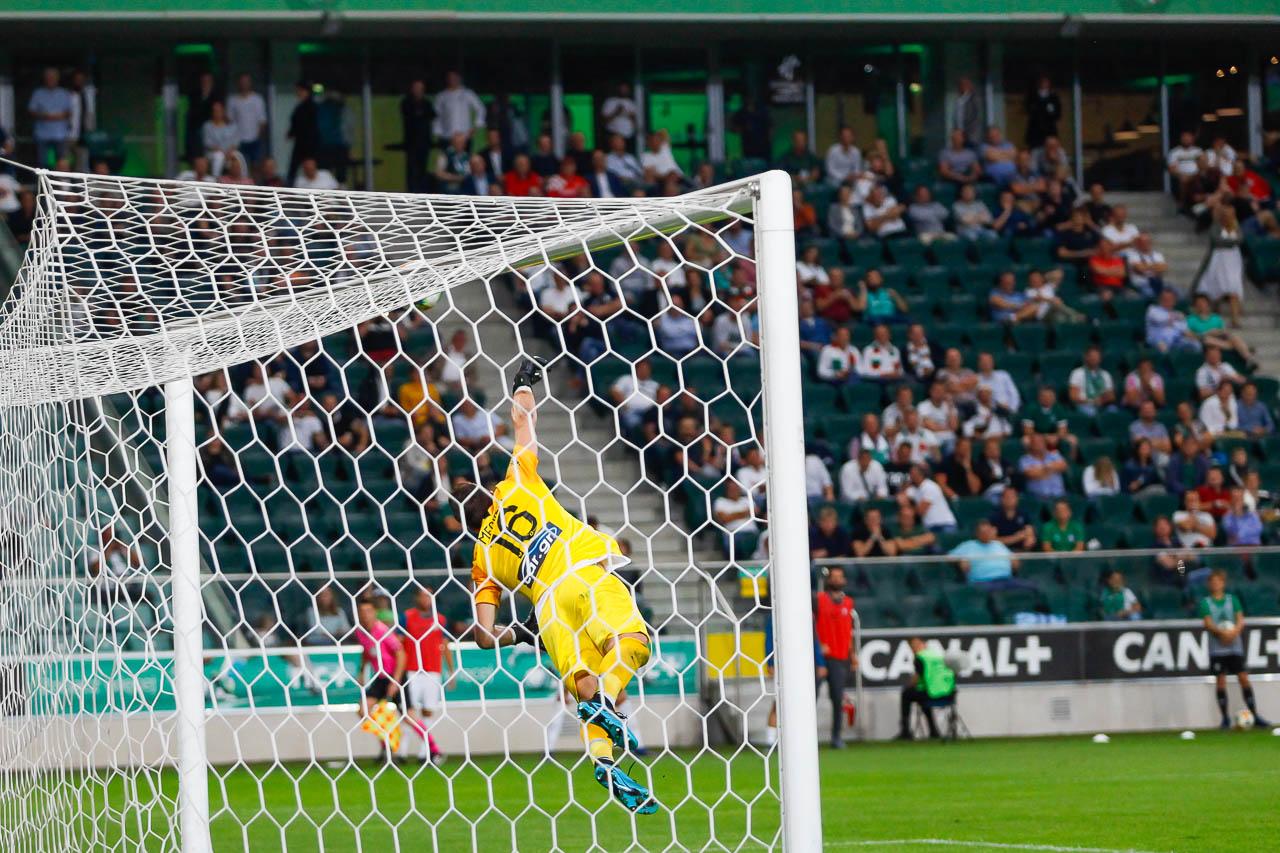 Legia Warszawa 0-0 Atromitos Ateny - fot. Piotr Galas (zdjęcie 54 z 74)