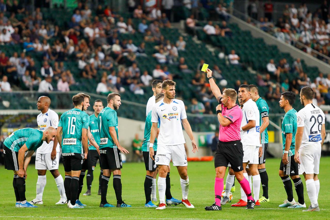 Legia Warszawa 0-0 Atromitos Ateny - fot. Piotr Galas (zdjęcie 56 z 74)