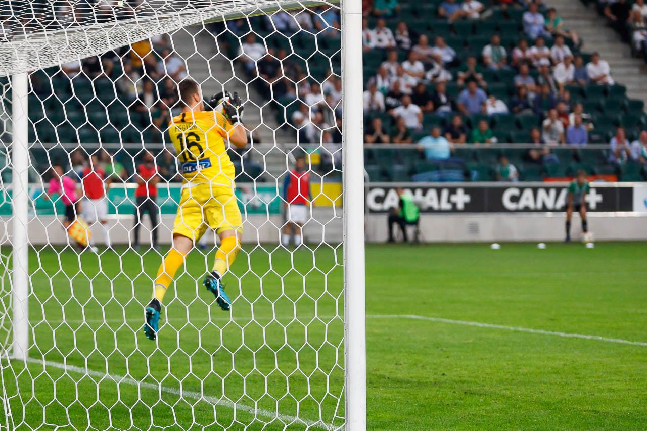 Legia Warszawa 0-0 Atromitos Ateny - fot. Piotr Galas (zdjęcie 57 z 74)