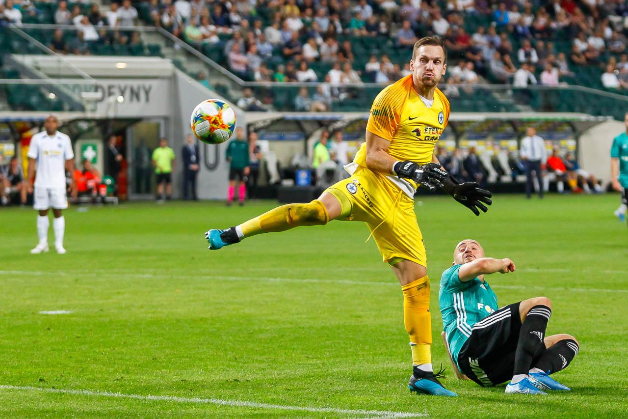 Legia Warszawa 0-0 Atromitos Ateny - fot. Piotr Galas (zdjęcie 58 z 74)