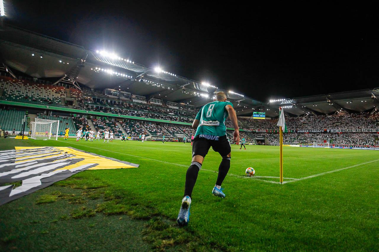 Legia Warszawa 0-0 Atromitos Ateny - fot. Piotr Galas (zdjęcie 59 z 74)