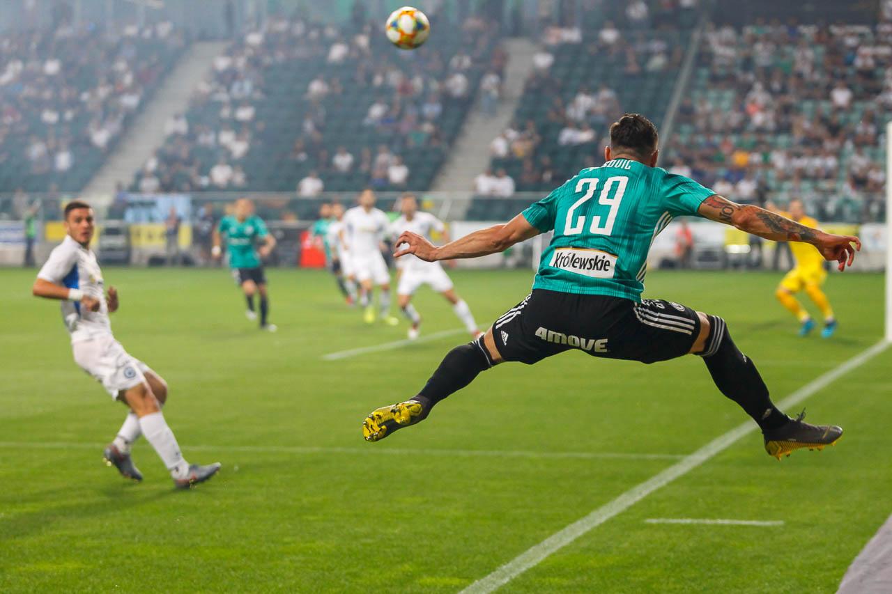Legia Warszawa 0-0 Atromitos Ateny - fot. Piotr Galas (zdjęcie 6 z 74)