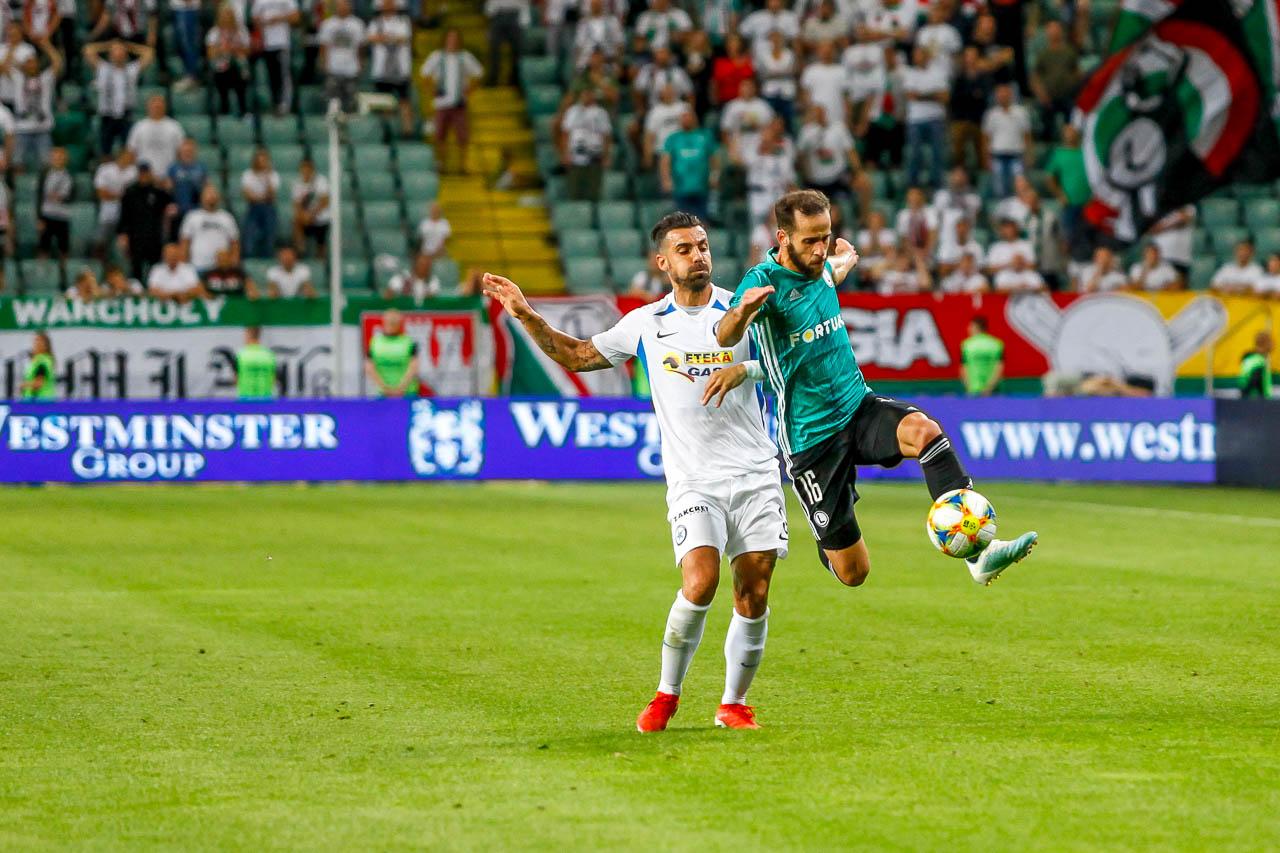 Legia Warszawa 0-0 Atromitos Ateny - fot. Piotr Galas (zdjęcie 62 z 74)
