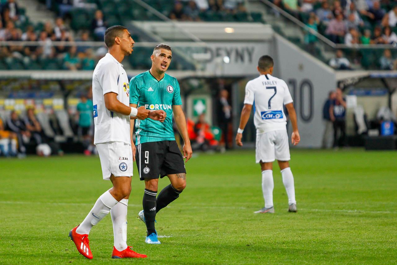 Legia Warszawa 0-0 Atromitos Ateny - fot. Piotr Galas (zdjęcie 64 z 74)