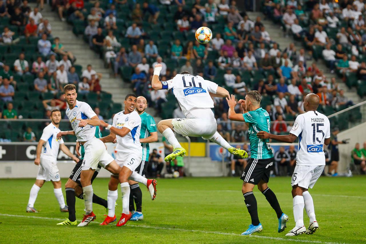Legia Warszawa 0-0 Atromitos Ateny - fot. Piotr Galas (zdjęcie 65 z 74)