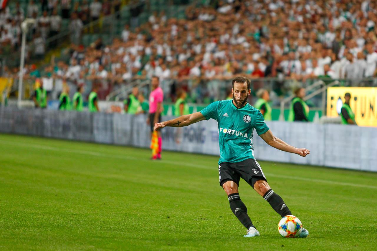 Legia Warszawa 0-0 Atromitos Ateny - fot. Piotr Galas (zdjęcie 66 z 74)