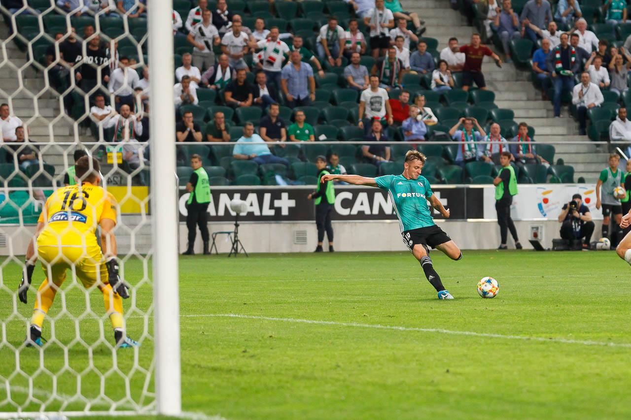 Legia Warszawa 0-0 Atromitos Ateny - fot. Piotr Galas (zdjęcie 67 z 74)