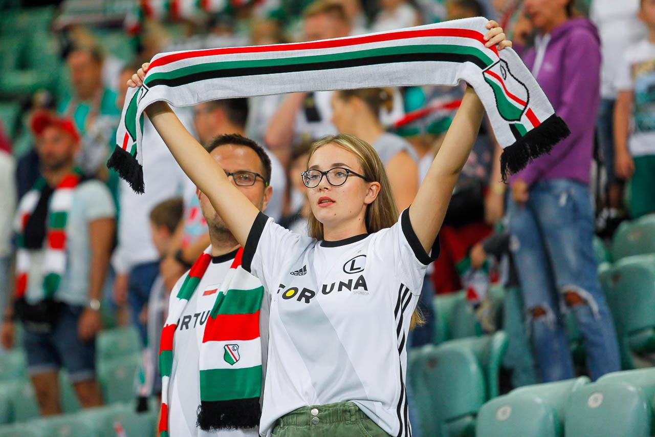 Legia Warszawa 0-0 Atromitos Ateny - fot. Piotr Galas (zdjęcie 68 z 74)