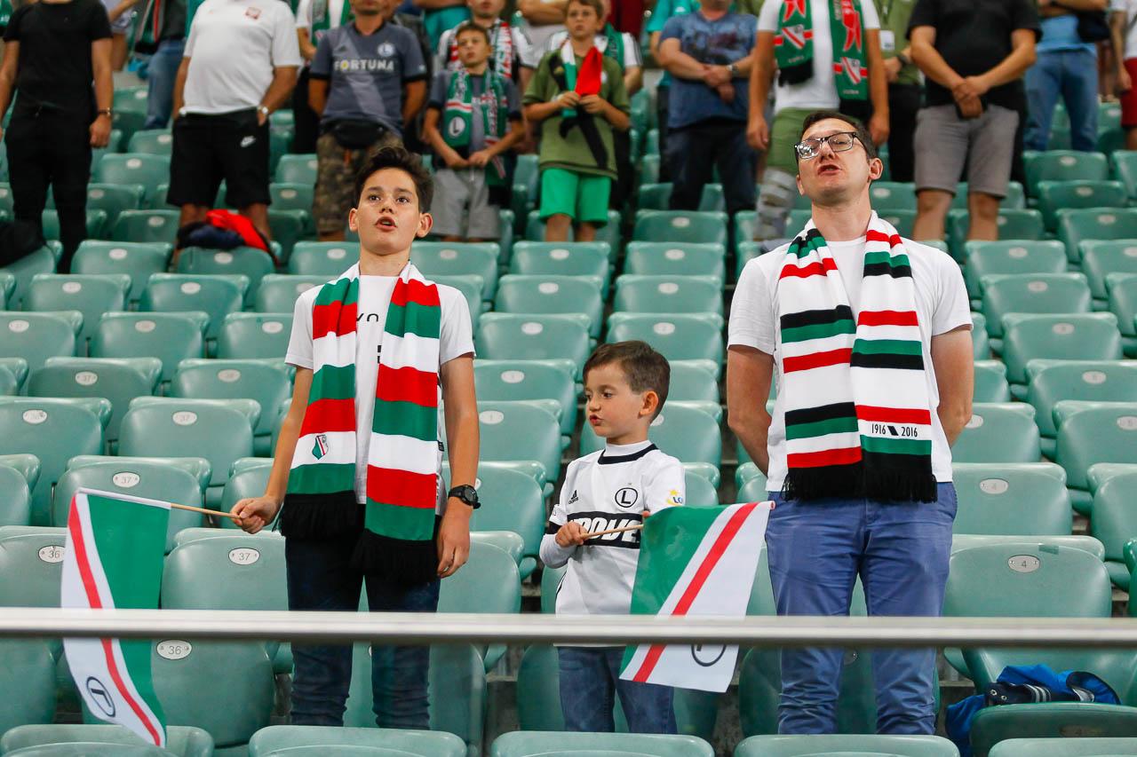 Legia Warszawa 0-0 Atromitos Ateny - fot. Piotr Galas (zdjęcie 69 z 74)
