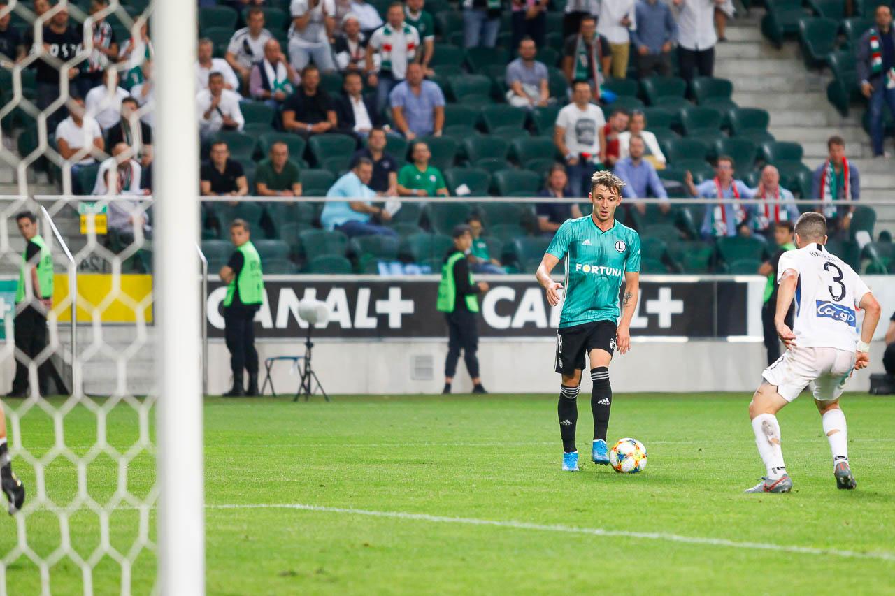 Legia Warszawa 0-0 Atromitos Ateny - fot. Piotr Galas (zdjęcie 72 z 74)