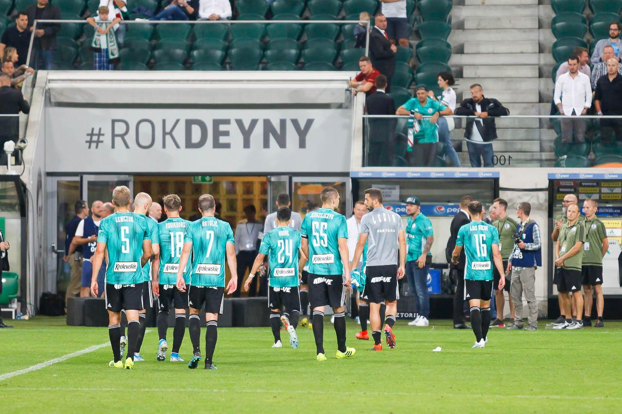 Legia Warszawa 0-0 Atromitos Ateny - fot. Piotr Galas (zdjęcie 74 z 74)