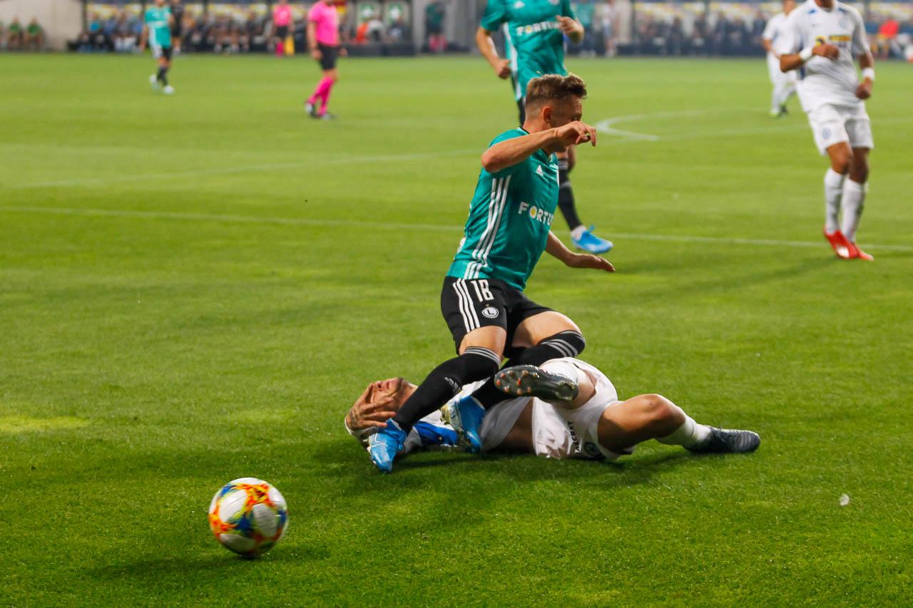 Legia Warszawa 0-0 Atromitos Ateny - fot. Piotr Galas (zdjęcie 8 z 74)