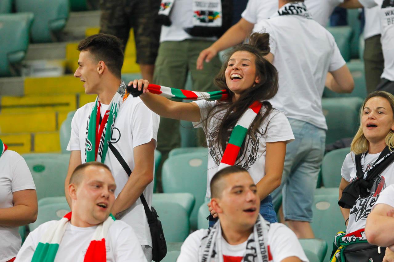 Legia Warszawa 0-0 Atromitos Ateny - fot. Piotr Galas (zdjęcie 9 z 74)