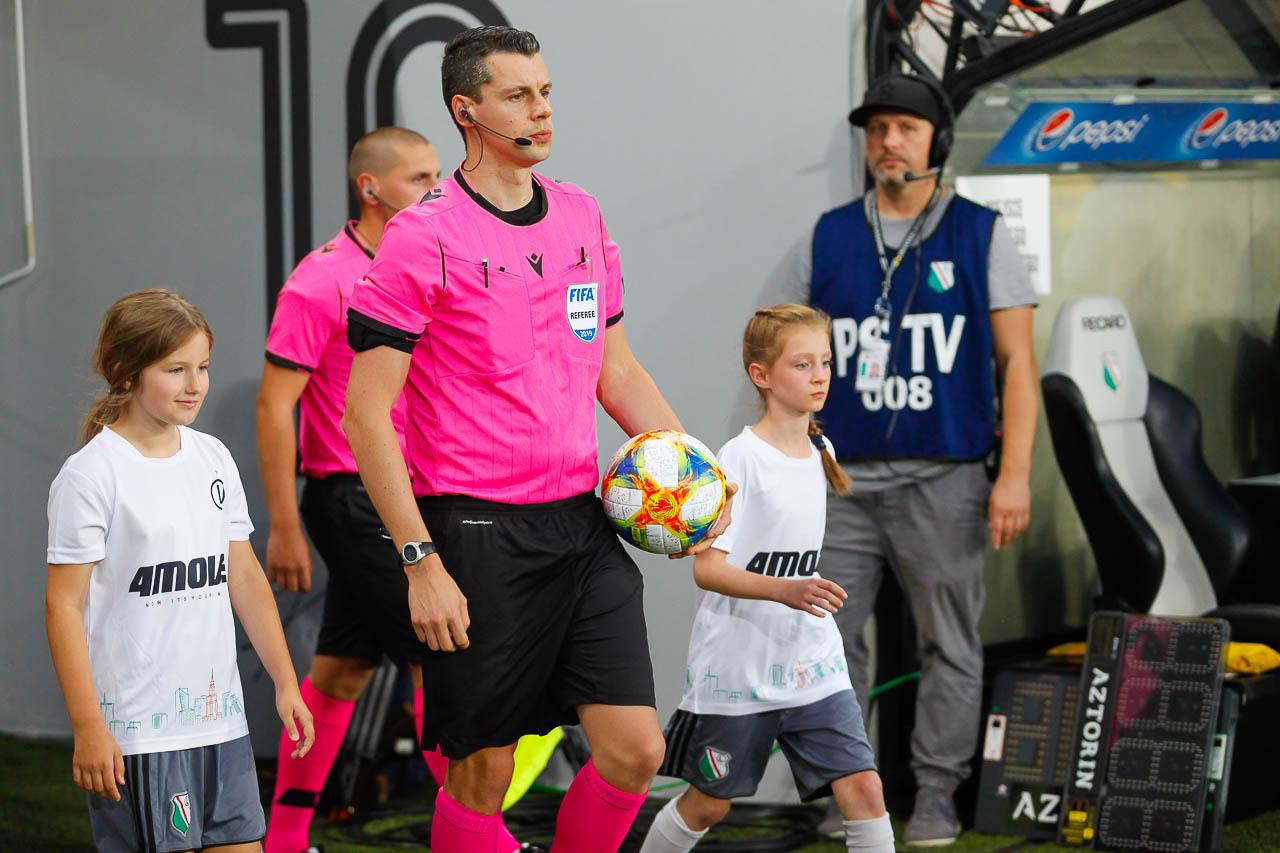 Legia Warszawa 3-0 Europa FC - fot. Piotr Galas (zdjęcie 10 z 73)
