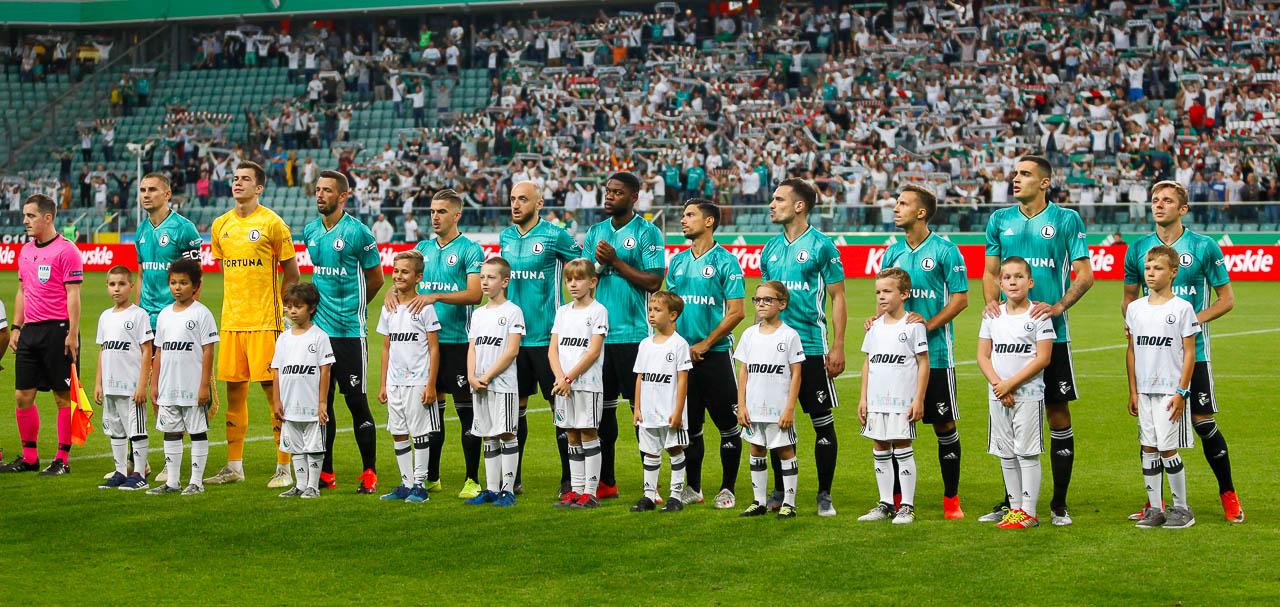 Legia Warszawa 3-0 Europa FC - fot. Piotr Galas (zdjęcie 11 z 73)