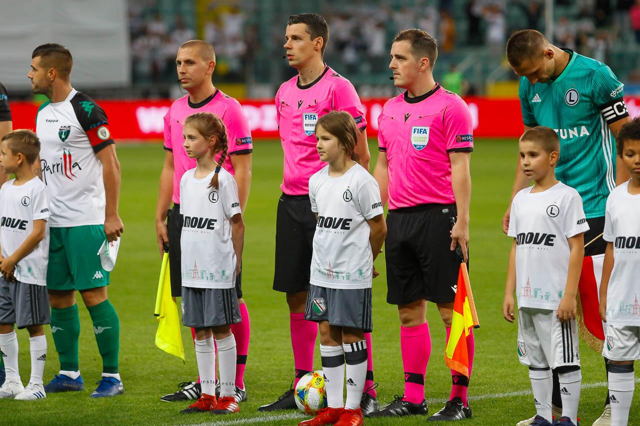 Legia Warszawa 3-0 Europa FC - fot. Piotr Galas (zdjęcie 12 z 73)