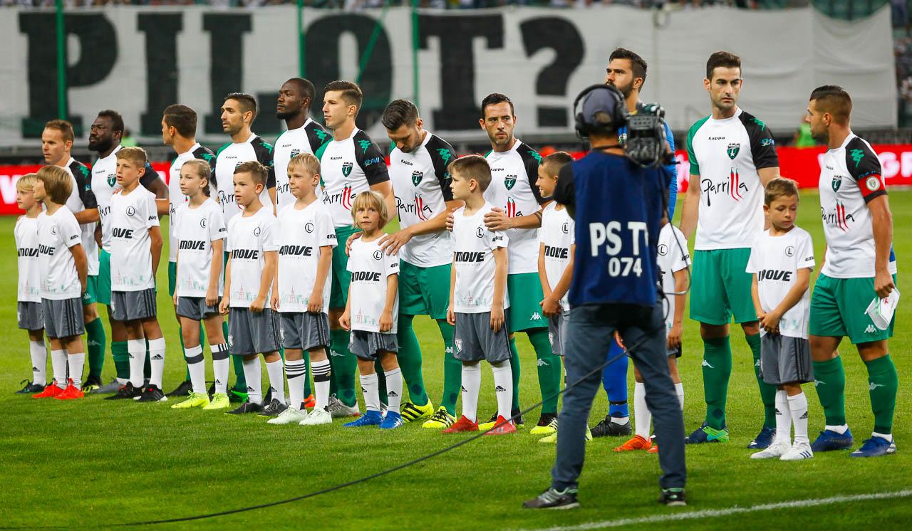Legia Warszawa 3-0 Europa FC - fot. Piotr Galas (zdjęcie 13 z 73)