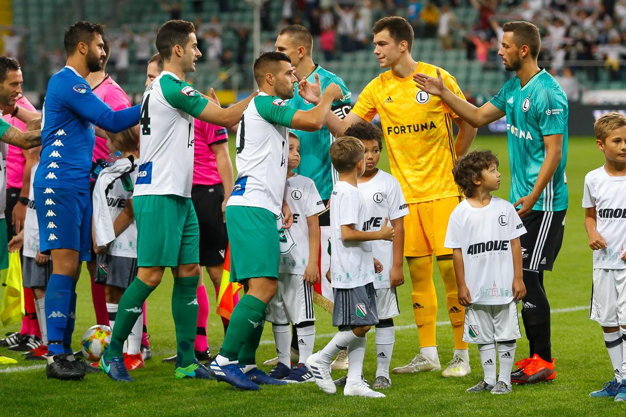 Legia Warszawa 3-0 Europa FC - fot. Piotr Galas (zdjęcie 14 z 73)