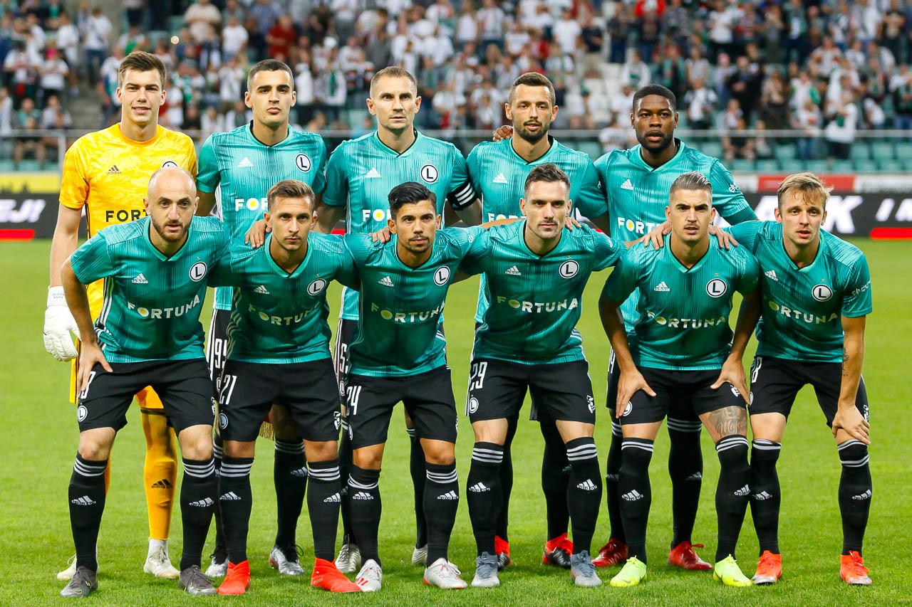 Legia Warszawa 3-0 Europa FC - fot. Piotr Galas (zdjęcie 15 z 73)