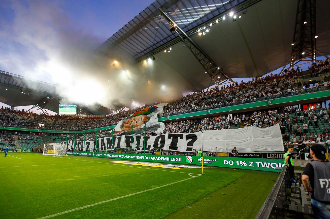 Legia Warszawa 3-0 Europa FC - fot. Piotr Galas (zdjęcie 17 z 73)