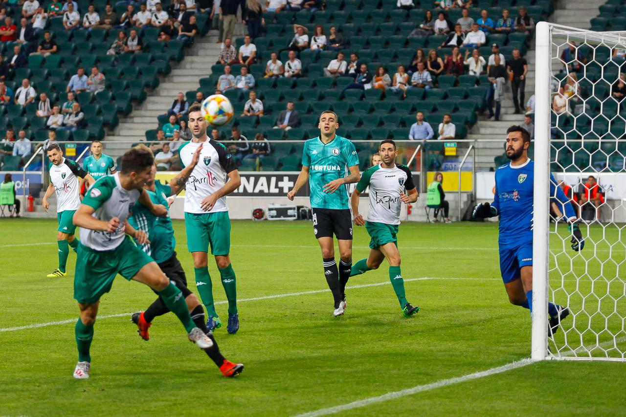 Legia Warszawa 3-0 Europa FC - fot. Piotr Galas (zdjęcie 18 z 73)