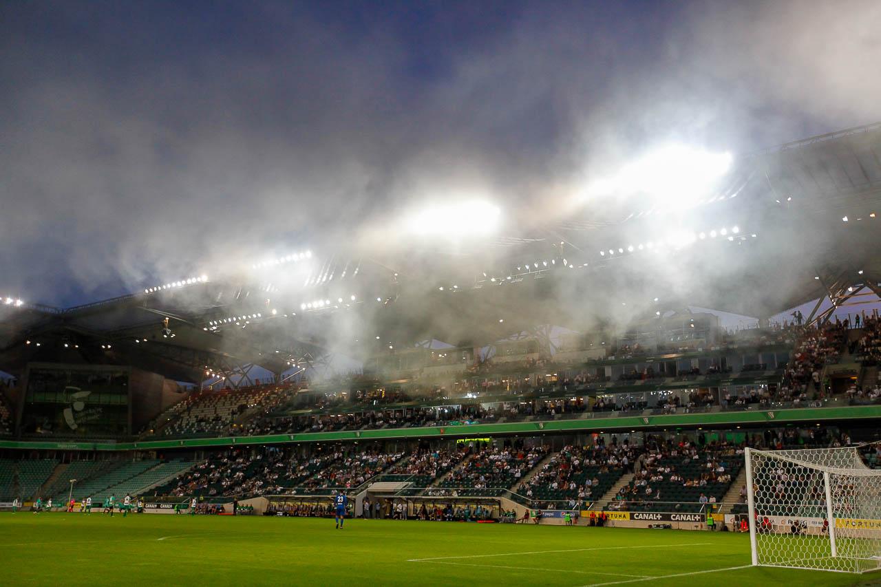 Legia Warszawa 3-0 Europa FC - fot. Piotr Galas (zdjęcie 19 z 73)