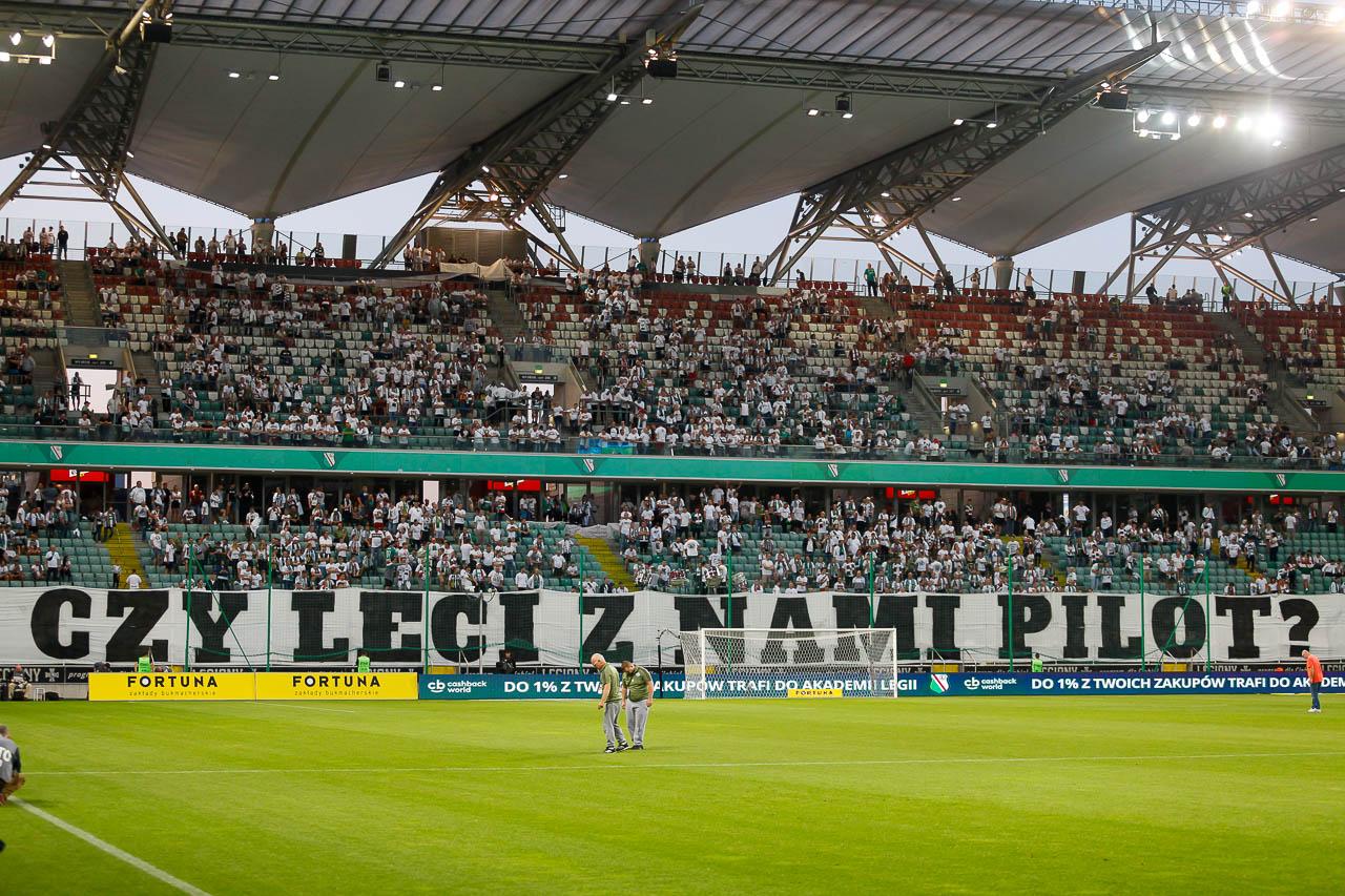 Legia Warszawa 3-0 Europa FC - fot. Piotr Galas (zdjęcie 3 z 73)