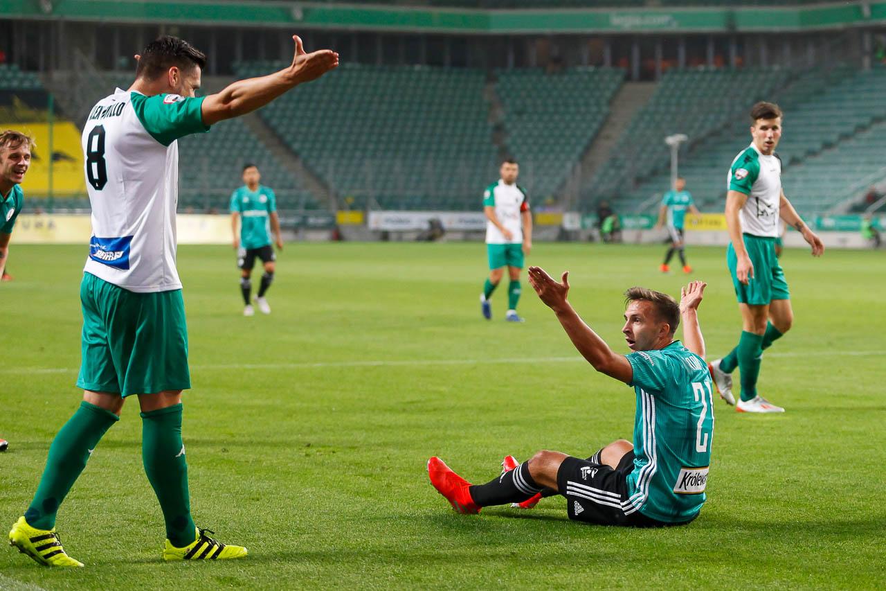Legia Warszawa 3-0 Europa FC - fot. Piotr Galas (zdjęcie 30 z 73)