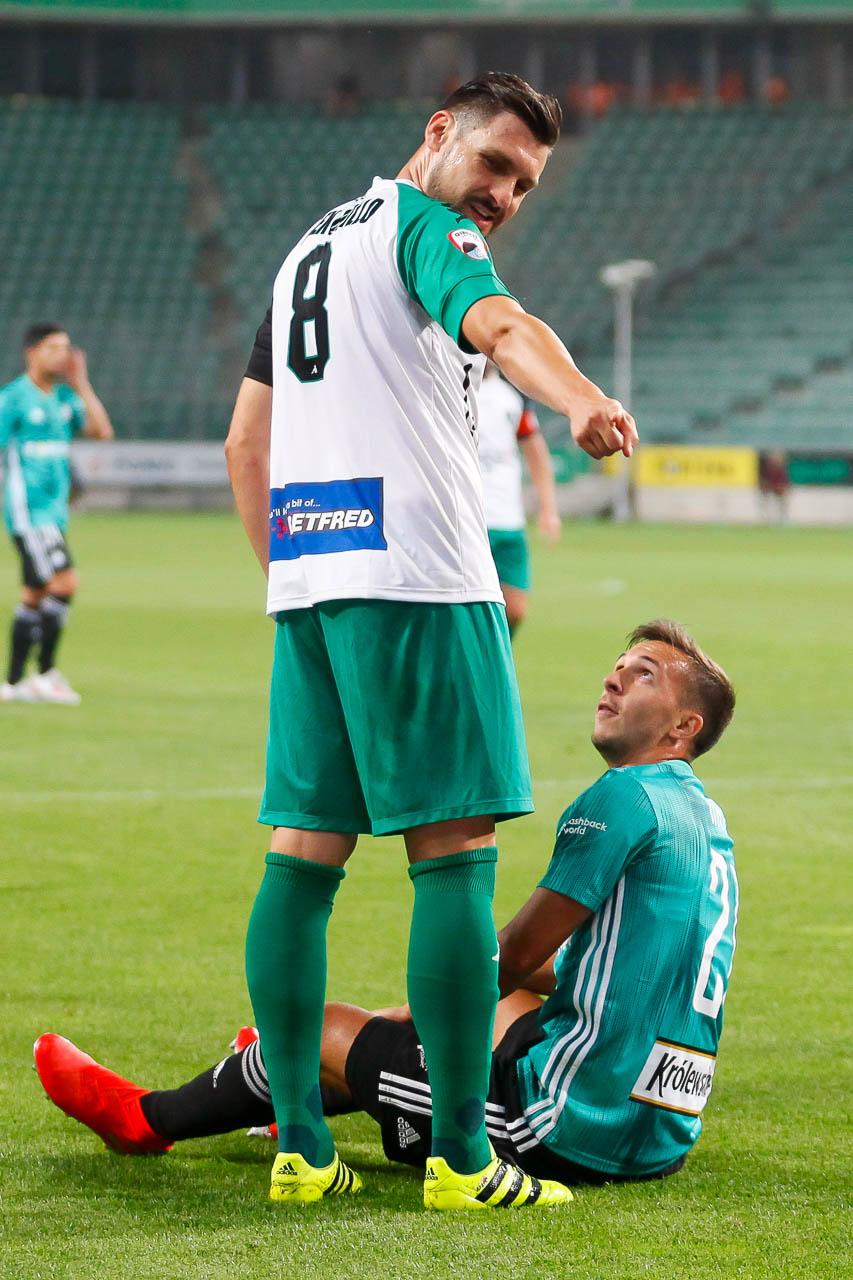 Legia Warszawa 3-0 Europa FC - fot. Piotr Galas (zdjęcie 31 z 73)