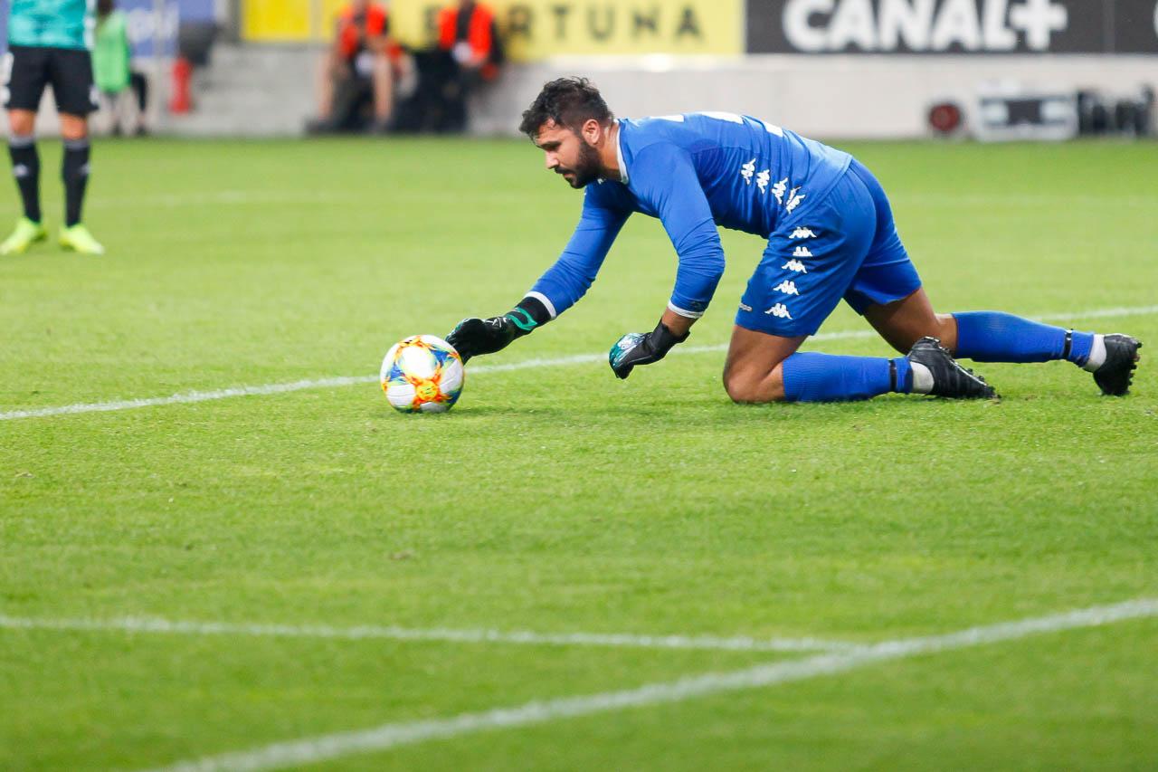Legia Warszawa 3-0 Europa FC - fot. Piotr Galas (zdjęcie 34 z 73)