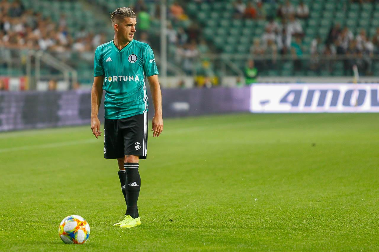Legia Warszawa 3-0 Europa FC - fot. Piotr Galas (zdjęcie 35 z 73)