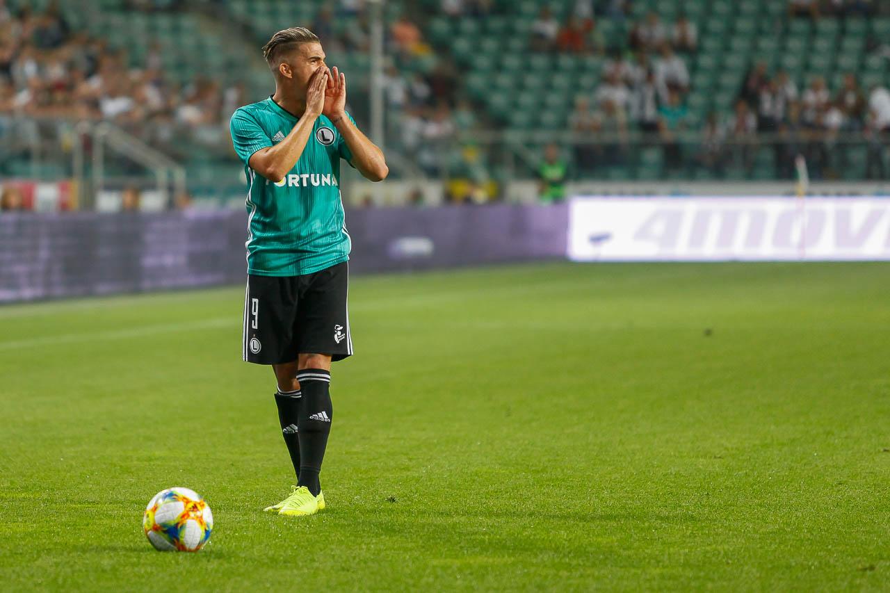 Legia Warszawa 3-0 Europa FC - fot. Piotr Galas (zdjęcie 36 z 73)