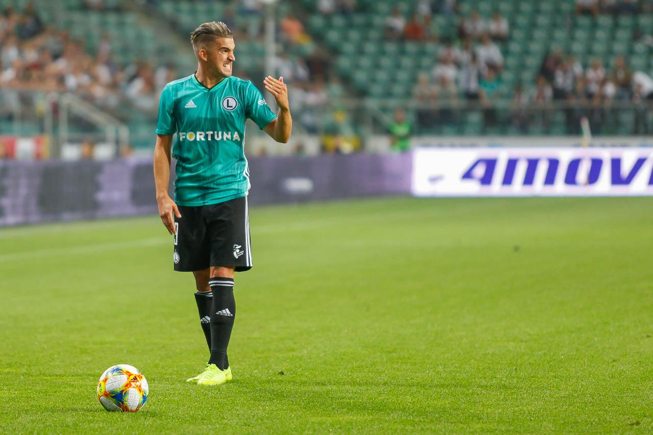 Legia Warszawa 3-0 Europa FC - fot. Piotr Galas (zdjęcie 37 z 73)
