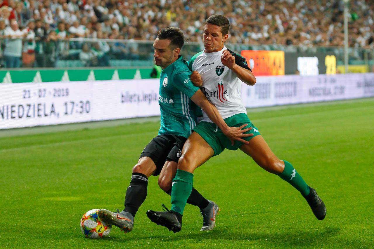 Legia Warszawa 3-0 Europa FC - fot. Piotr Galas (zdjęcie 39 z 73)