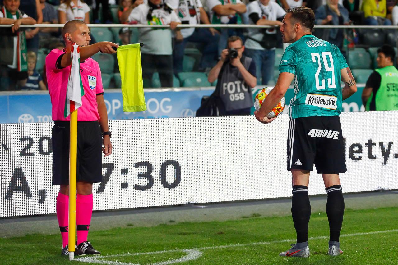 Legia Warszawa 3-0 Europa FC - fot. Piotr Galas (zdjęcie 41 z 73)