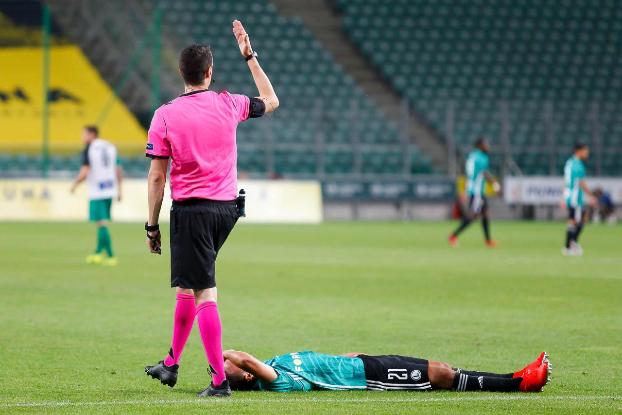 Legia Warszawa 3-0 Europa FC - fot. Piotr Galas (zdjęcie 43 z 73)