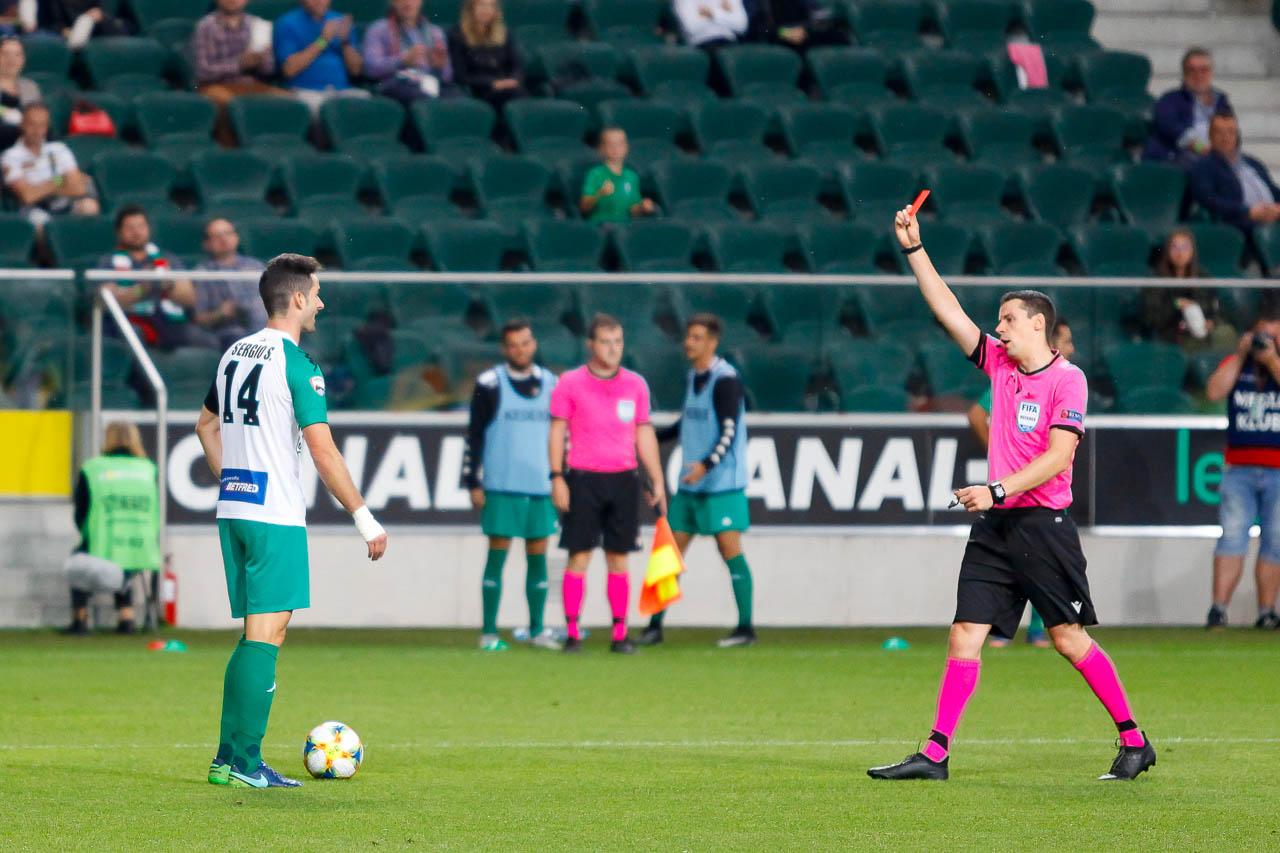 Legia Warszawa 3-0 Europa FC - fot. Piotr Galas (zdjęcie 44 z 73)