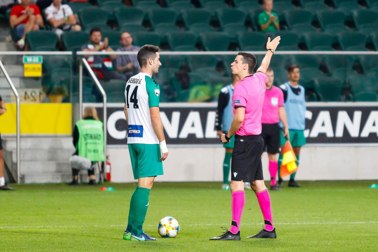 Legia Warszawa 3-0 Europa FC - fot. Piotr Galas (zdjęcie 45 z 73)