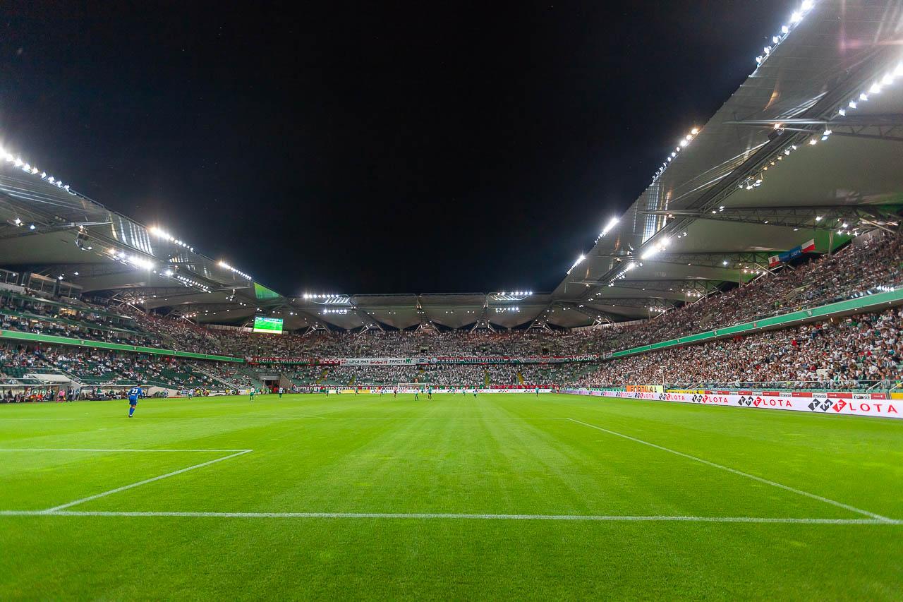 Legia Warszawa 3-0 Europa FC - fot. Piotr Galas (zdjęcie 46 z 73)