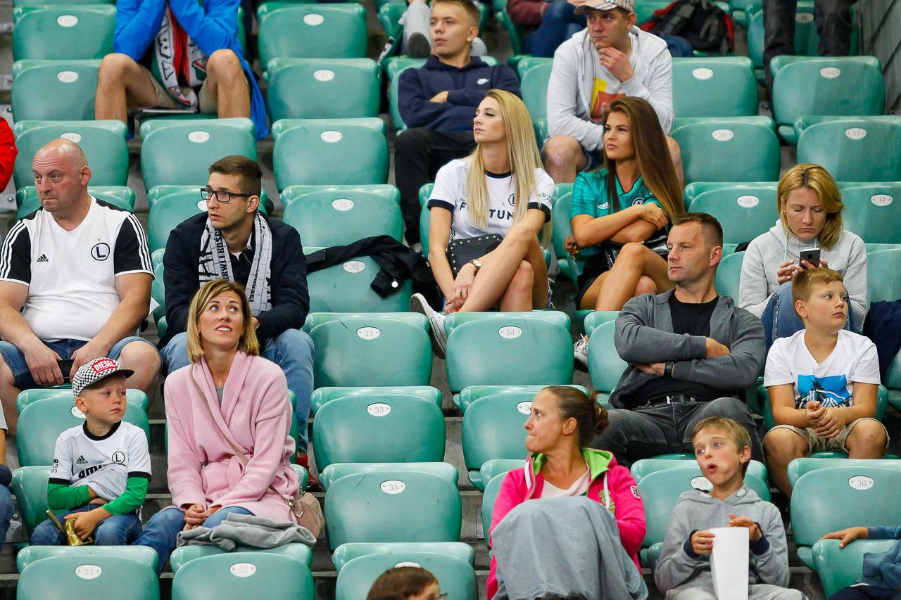 Legia Warszawa 3-0 Europa FC - fot. Piotr Galas (zdjęcie 47 z 73)