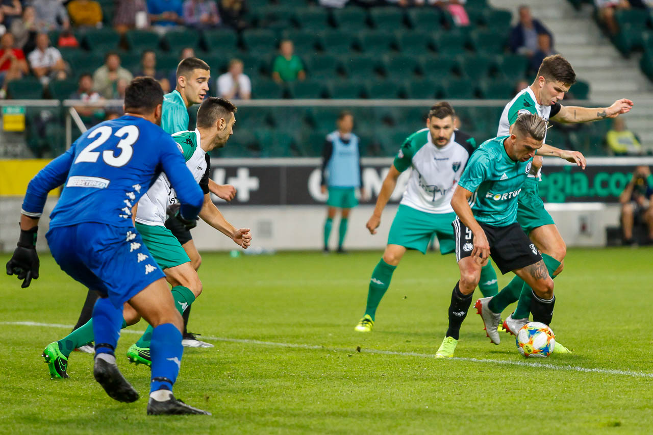 Legia Warszawa 3-0 Europa FC - fot. Piotr Galas (zdjęcie 48 z 73)