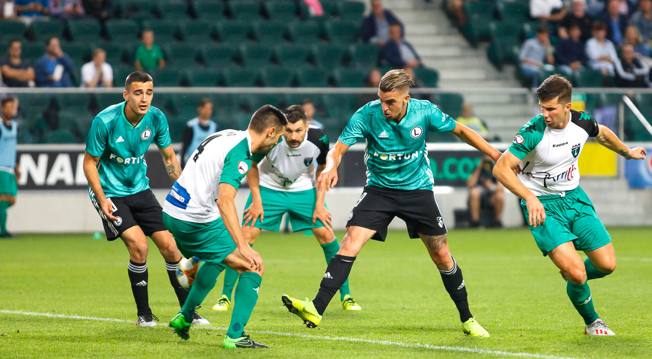 Legia Warszawa 3-0 Europa FC - fot. Piotr Galas (zdjęcie 49 z 73)
