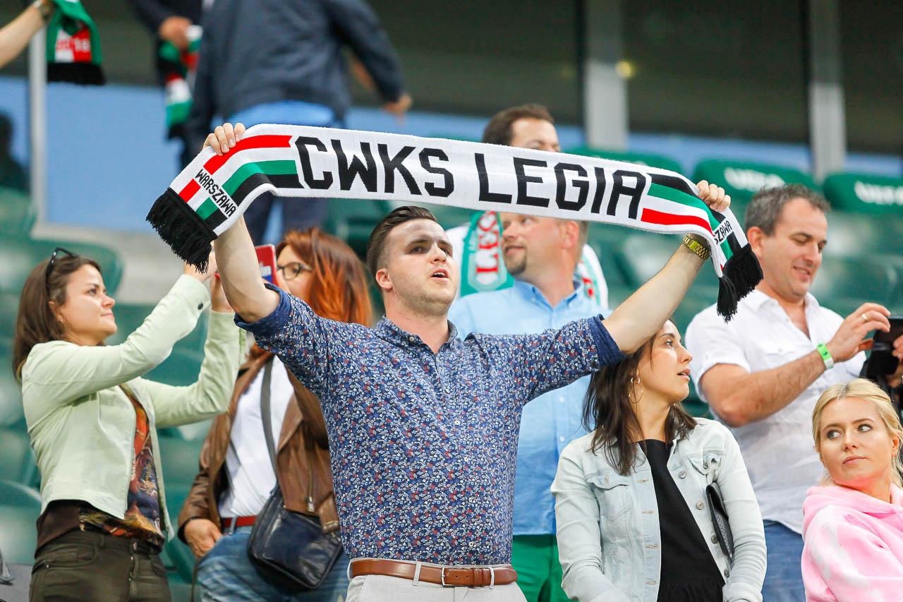 Legia Warszawa 3-0 Europa FC - fot. Piotr Galas (zdjęcie 5 z 73)