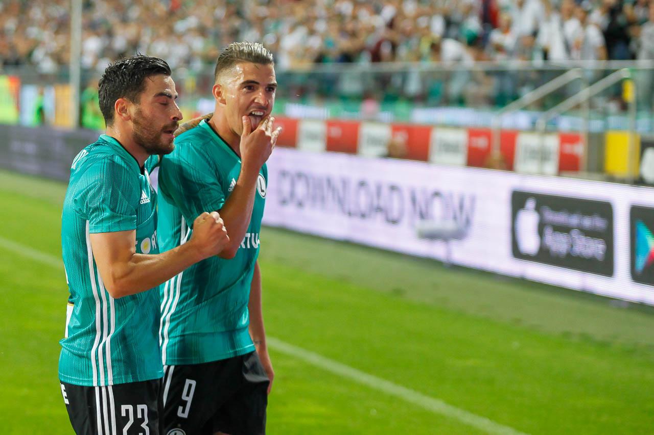 Legia Warszawa 3-0 Europa FC - fot. Piotr Galas (zdjęcie 51 z 73)