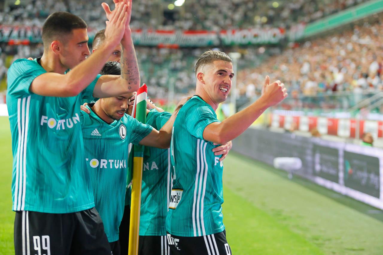 Legia Warszawa 3-0 Europa FC - fot. Piotr Galas (zdjęcie 52 z 73)