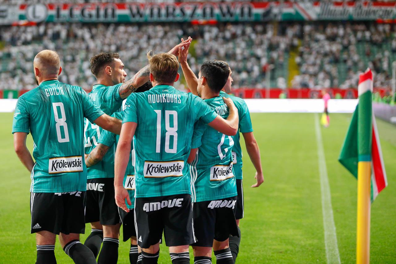 Legia Warszawa 3-0 Europa FC - fot. Piotr Galas (zdjęcie 53 z 73)