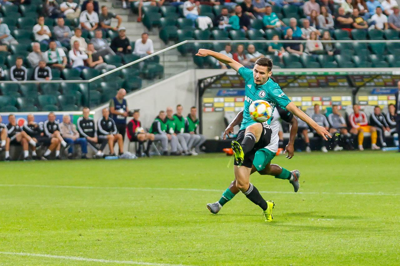 Legia Warszawa 3-0 Europa FC - fot. Piotr Galas (zdjęcie 55 z 73)